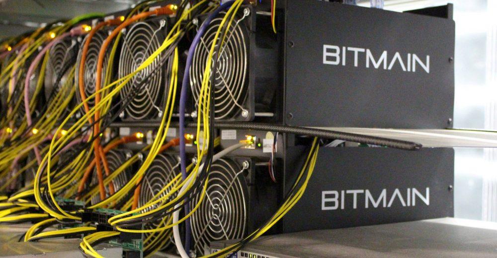 Мощность Bitmain в сети вырастет примерно на 50%
