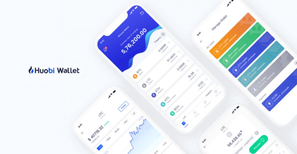 Huobi Wallet добавил поддержу токенов MakerDAO и DApps