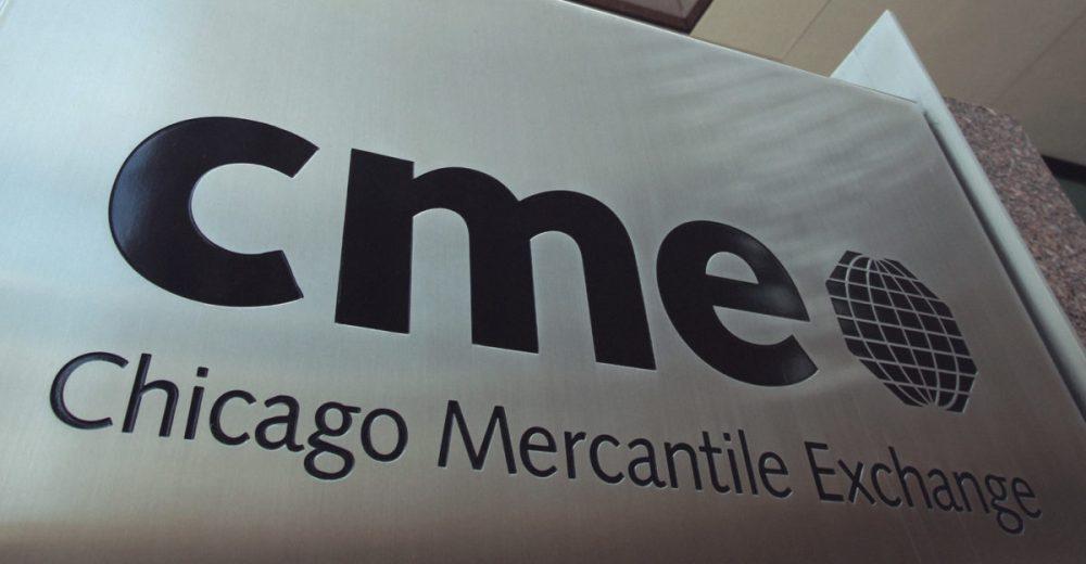 Объем фьючерсов CME Bitcoin в мае достиг в среднем $515 миллионов