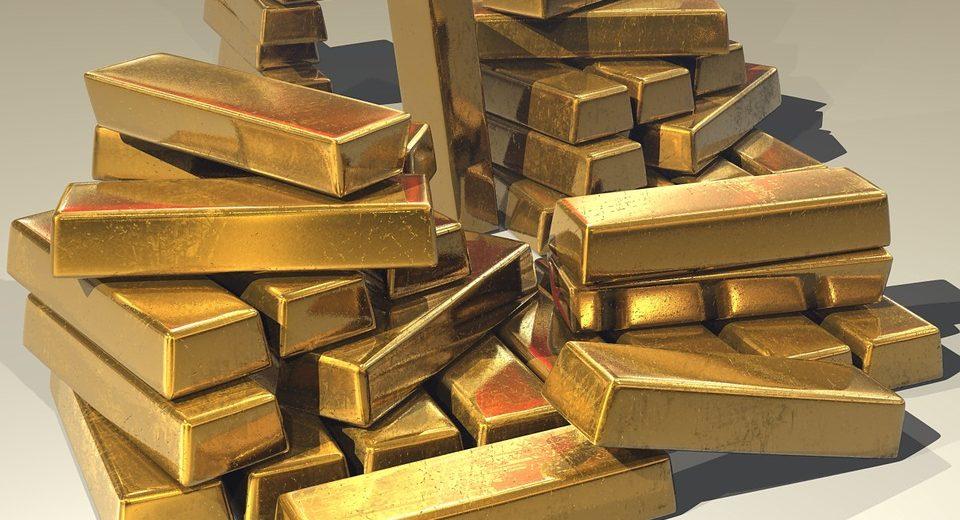 Тысячи фальшивых золотых слитков ослабляют предложение на рынке
