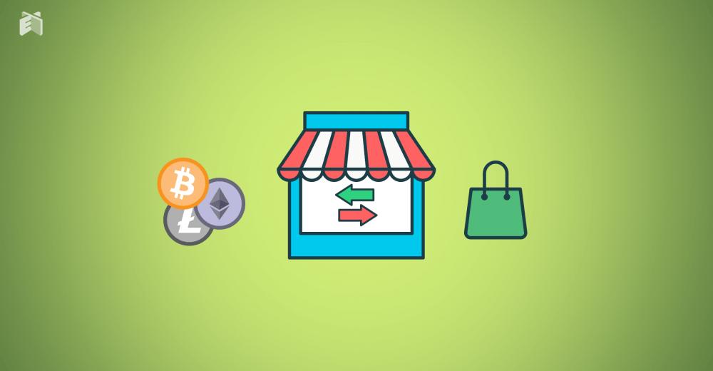 Что можно купить за криптовалюту в мире?