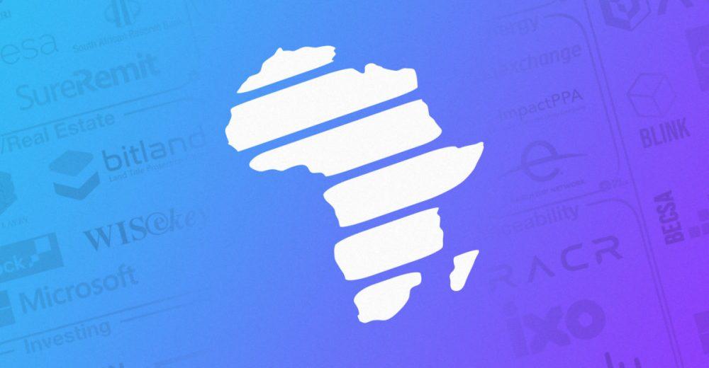Африка использует блокчейн для изменения ситуации на континенте