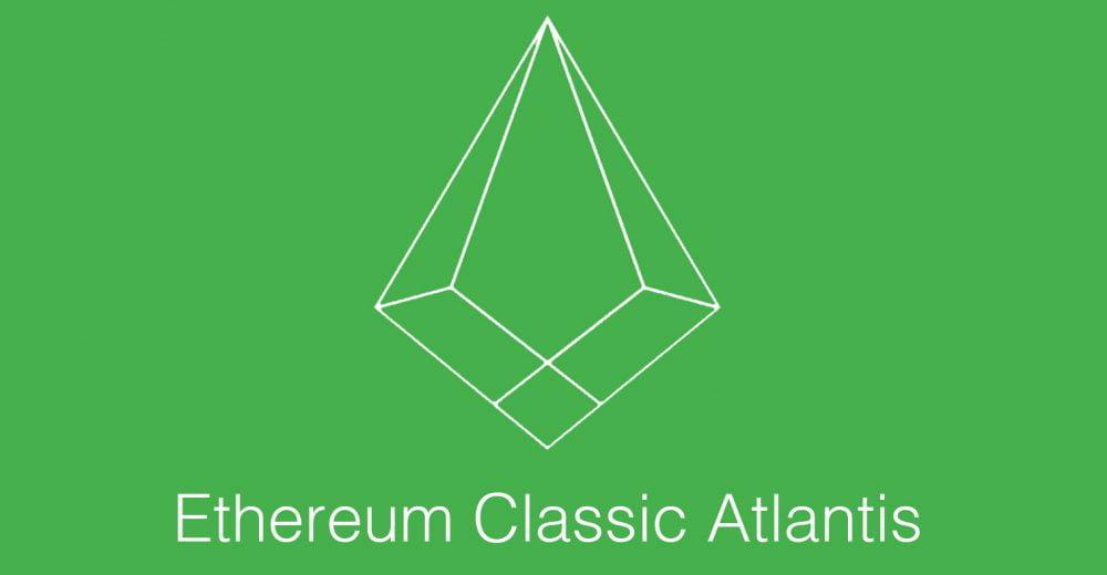 Хард-форк Ethereum Classic Atlantis активирован