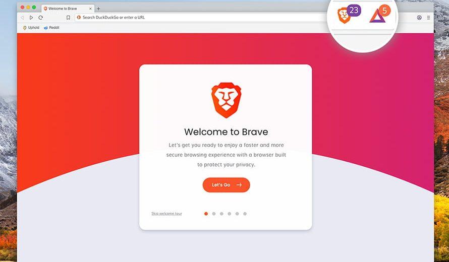Децентрализованный браузер Brave опередил Chrome в рейтинге Google Play в Японии