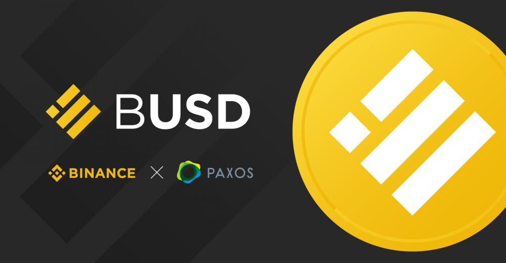 BUSD - совместный стэйблкоин Binance и Paxos получили одобрение регулятора США