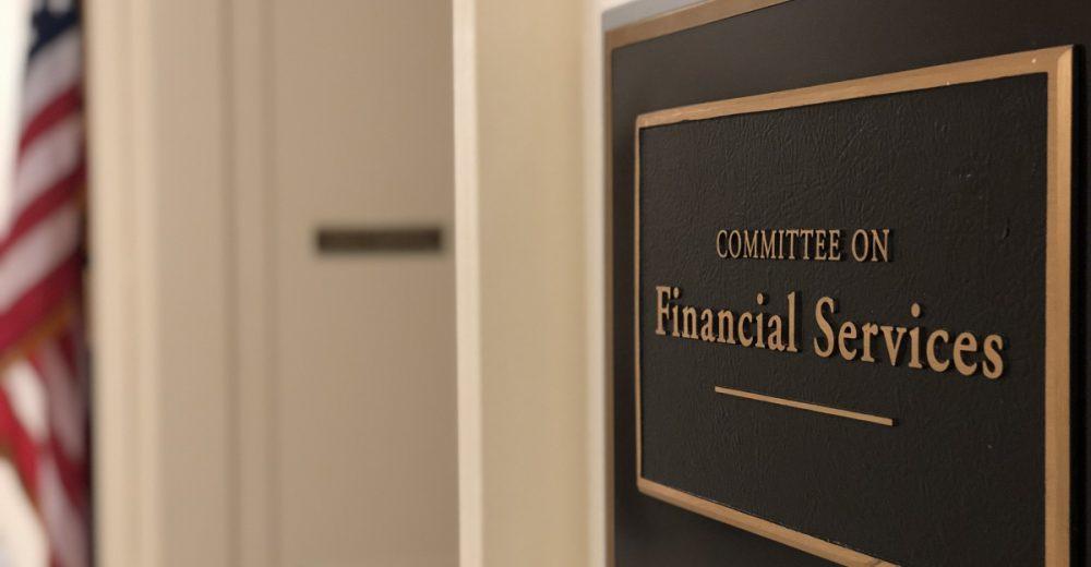 Слушание Комитета по финансовым услугам Палаты представителей США и SEC: отчет