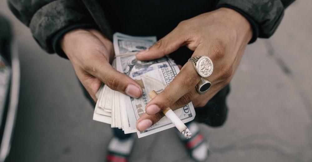 Криптовалюты, наличные деньги и наркотики: Исследование