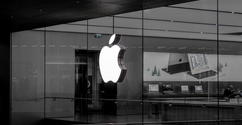 Apple: «Мы смотрим криптовалюты»