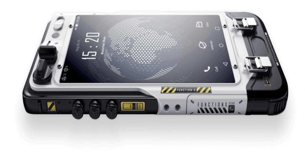 Pundi X показали на выставке IFA первый смартфон работающий на блокчейне