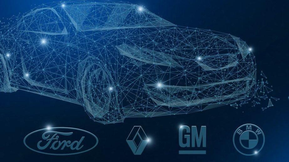 BMW, General Motors и Ford начинают тестировать блокчейн-платежи в автомобилях