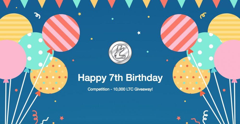 Litecoin исполняется 8 лет - Чарли Ли поздравил сообщество в twitter