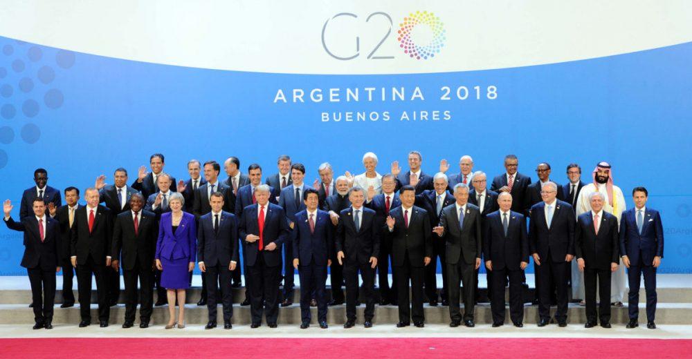 Финансовые лидеры G20: стейблкоины представляют серьезный регуляторный риск