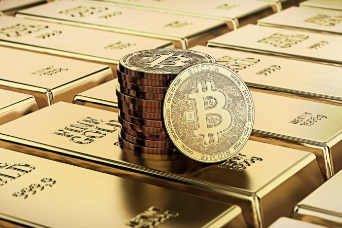 Coinshares и Blockchain выпустили золотой токен DGLD на блокчейне биткоин