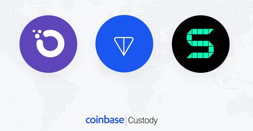Coinbase объявила о поддержке токена GRM Telegram