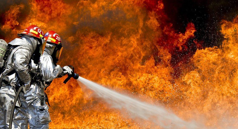 Пожар на майнинговой ферме Innosilicon