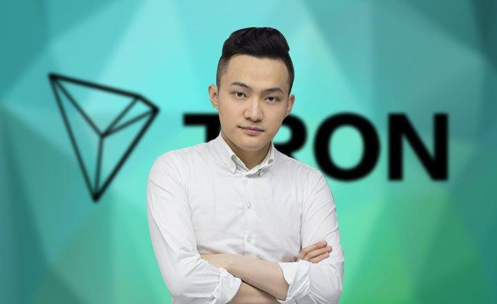 Джастин Сан: TRON станет партнером «мега корпорации» в $ 100 млрд. на следующей неделе