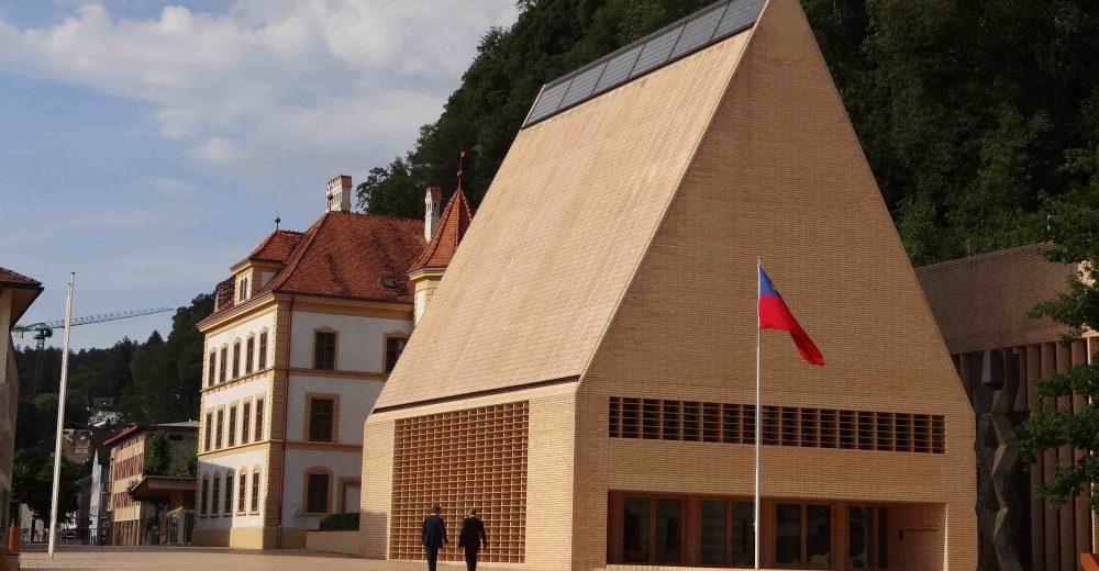 Парламент Лихтенштейна единогласно одобрил новый закон о блокчейне