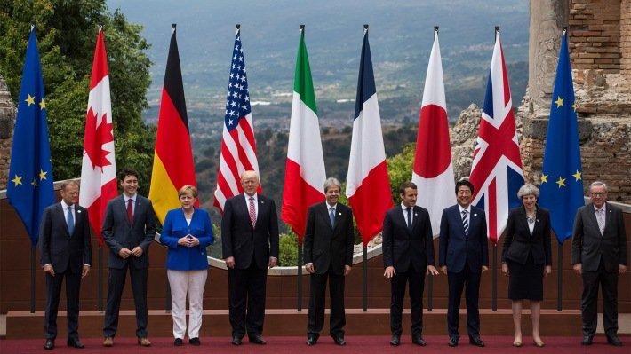 G7 заявили, что «глобальные стейблкоины» представляют угрозу для финансовой стабильности
