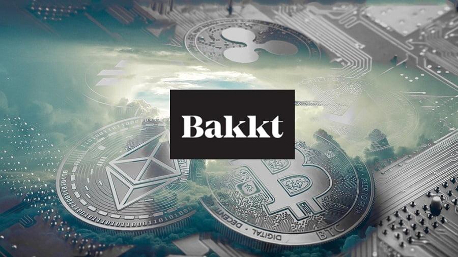Торговый объем фьючерсов Bakkt за день вырос на 796%