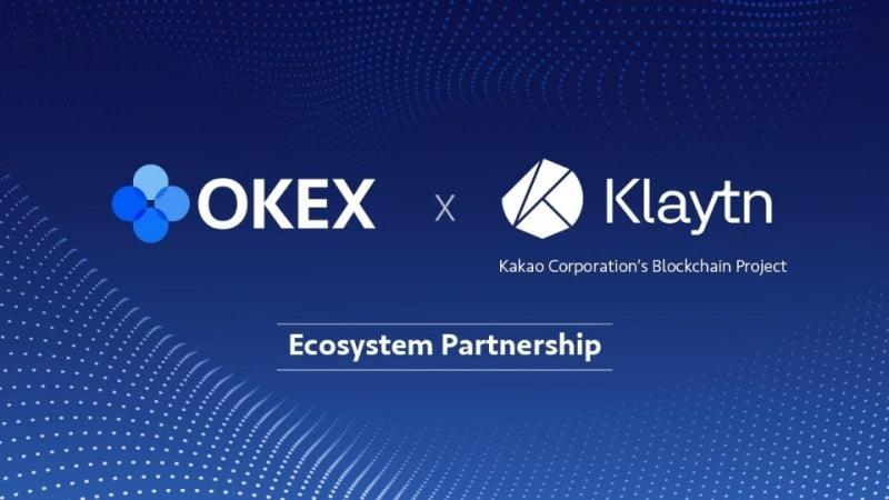 OKEx присоединяется к блокчейн платформе Klaytn компании Kakao