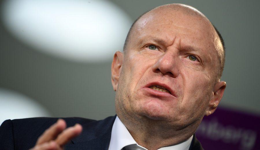 Олигарх Потанин попросил Путина быстрее ввести криптовалюты и токены в законодательное поле