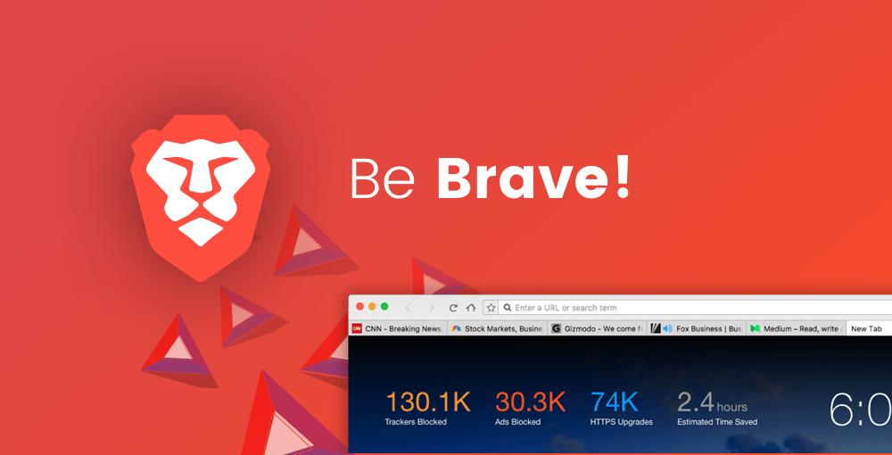 Brave Software выпустила первую основную версию криптобраузера