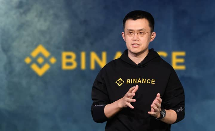CEO Binance публично говорил о цифровой валюте Китая