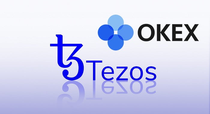 Биржа OKEx добавит Tezos c торговыми парами против Биткоин и Tether