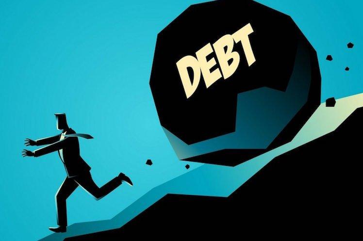 Мировой долг достигнет к концу года $ 255 триллионов или $ 12,1 млн. за 1 биткоин