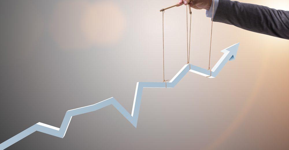 Манипуляция? Резкое падение цены фьючерсов на CME Bitcoin