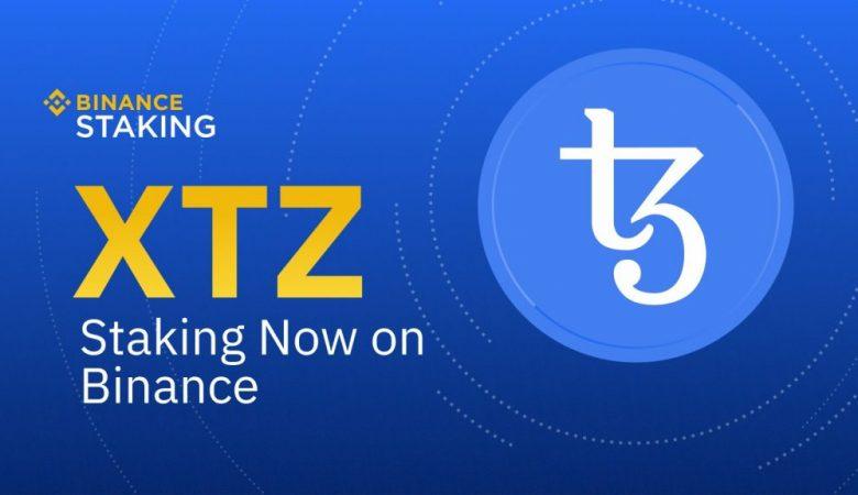 Binance добавит поддержку стейкинга Tezos с нулевыми комиссиями