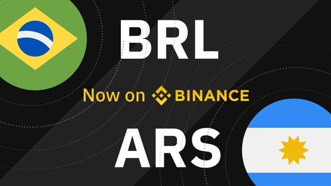 Биткоин-биржа Binance заключила партнерство для расширения фиатных опций