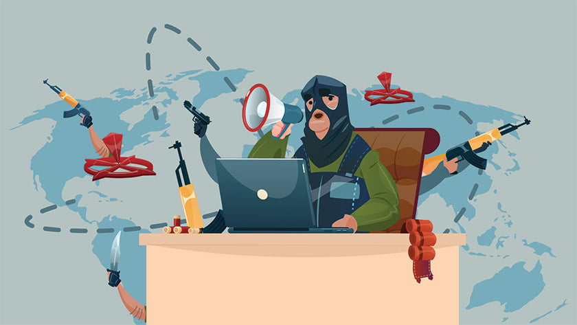 Депутат Госдумы РФ заявил об активном использовании криптовалют террористами