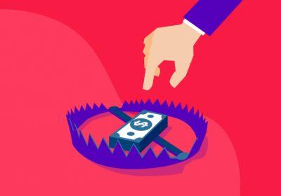Россиянка стала жертвой мошеннического сайта для криптовалютного трейдинга