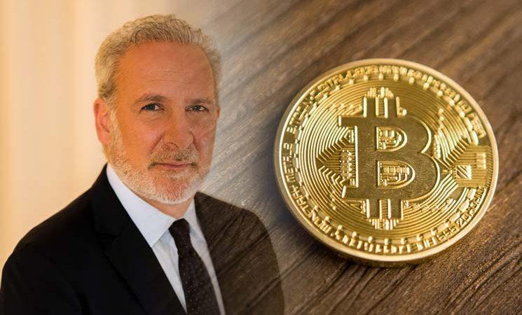 Питер Шифф сообщил о потере доступа к своему биткоин-кошельку. Местонахождение приватных ключей неизвестно