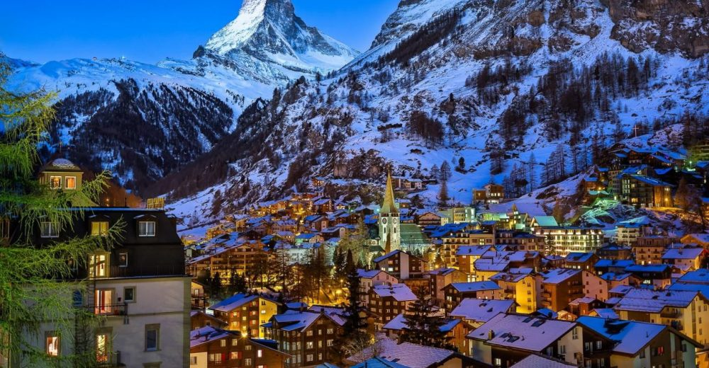 Жители швейцарского городка Церматт смогут заплатить налоги с помощью биткоина