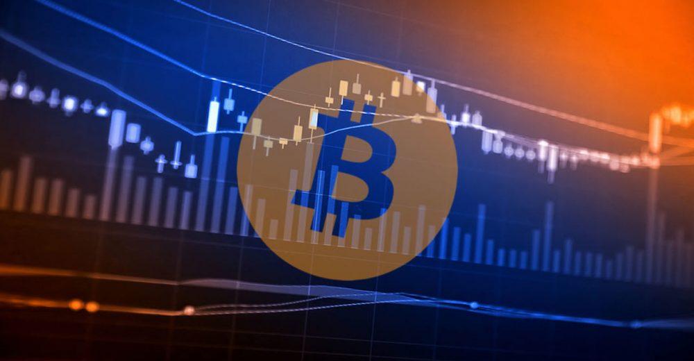 Отчет: объемы торгов биткоином выросли более чем вдвое