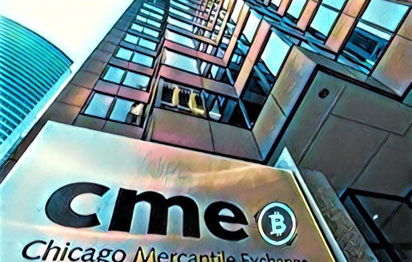 Объем торгов биткоин-фьючерсами на CME обвалился почти на $1 млрд за три дня