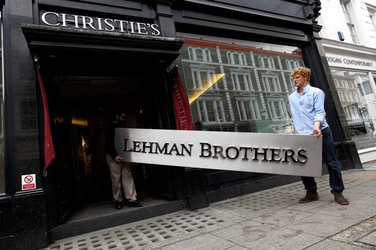 Биткоин был создан для финансового кризиса