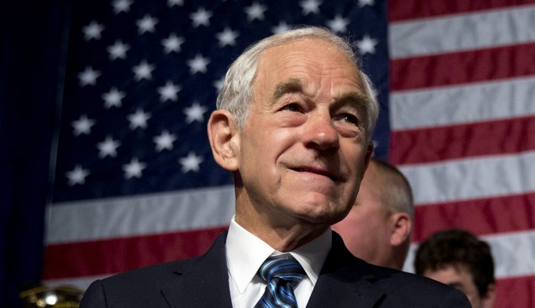 Рон Пол: ФРС США «сфальсифицировала экономику»