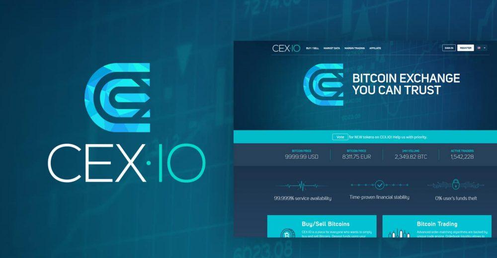 Cex.io - Обзор криптовалютной биржи