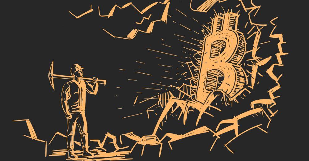 Уровень хеш мощности сети Биткоин возвращается к значениям марта