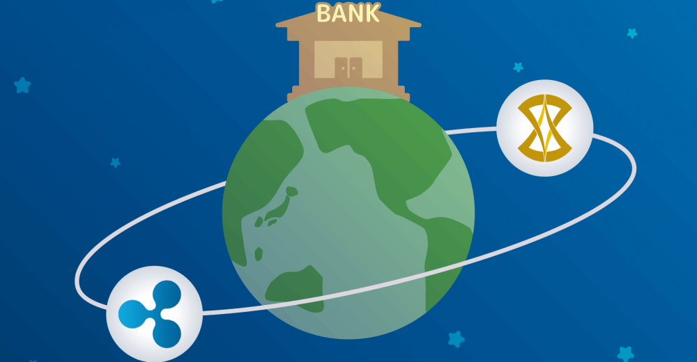 Большинство транзакций в XRP, EOS и Tezos пустышки