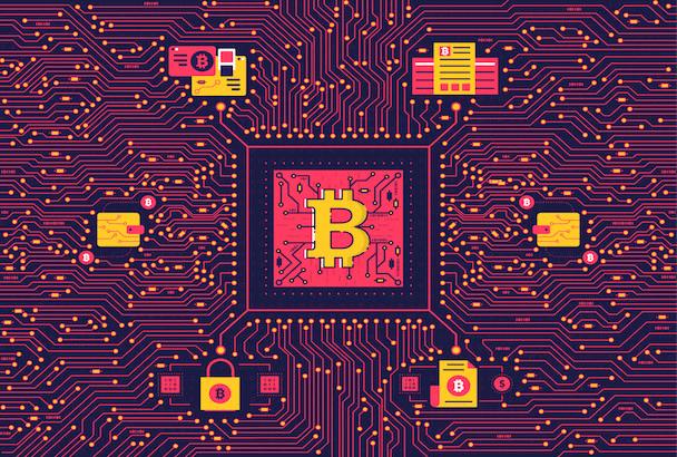 Скорость генерации биткоин-блоков упала до минимумов 2017 года