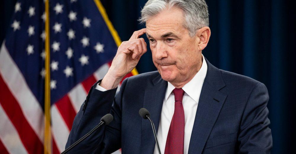 Председатель ФРС обвинил коронавирус в рецессии экономики