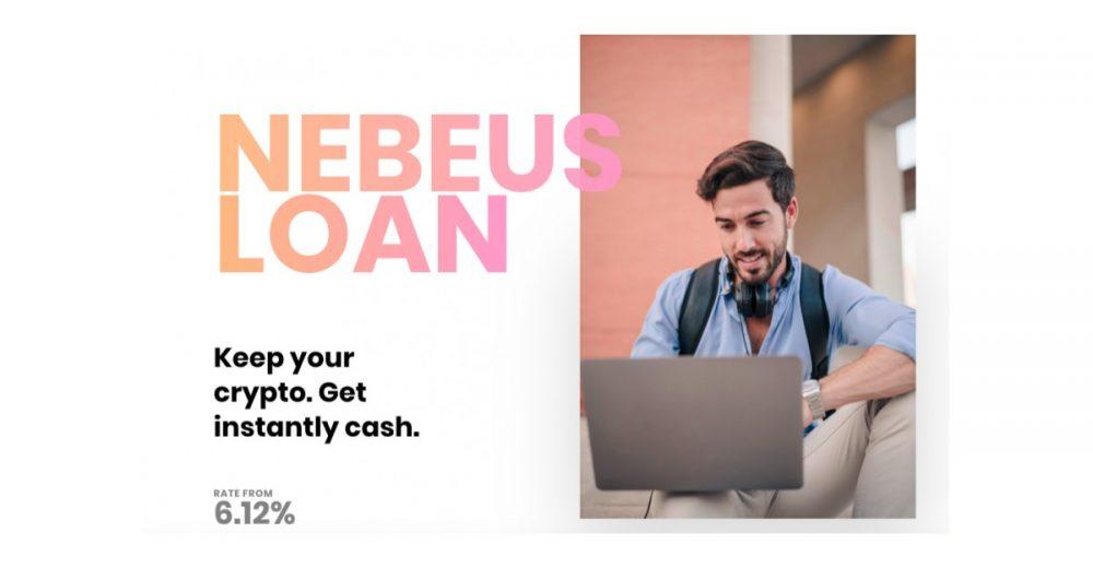 Nebeus - Обзор платформы крипто-кредитования