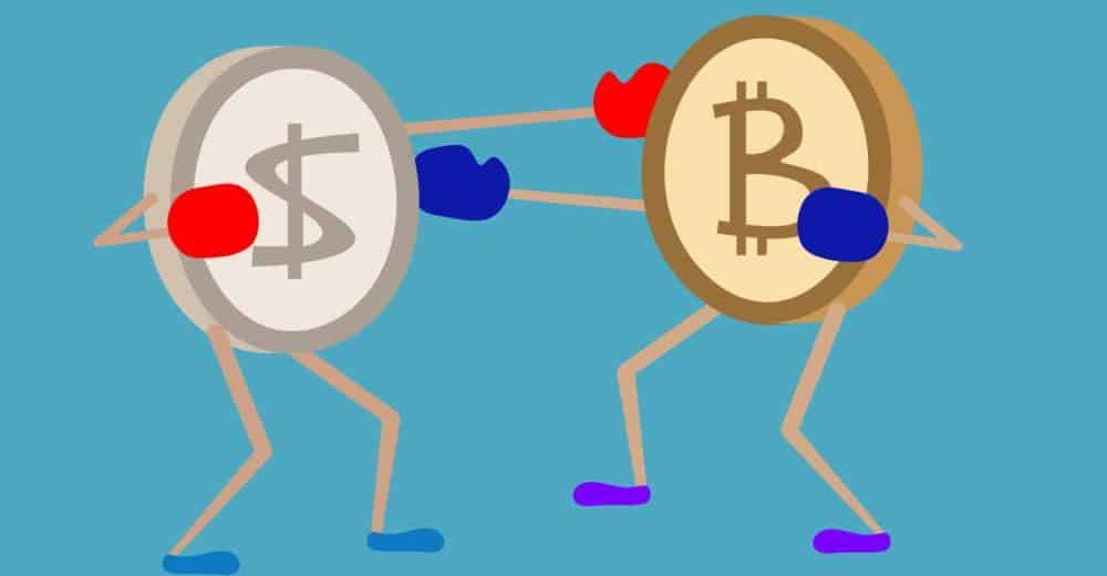 Биткоин укрепляется, доллар становится «параболическим»