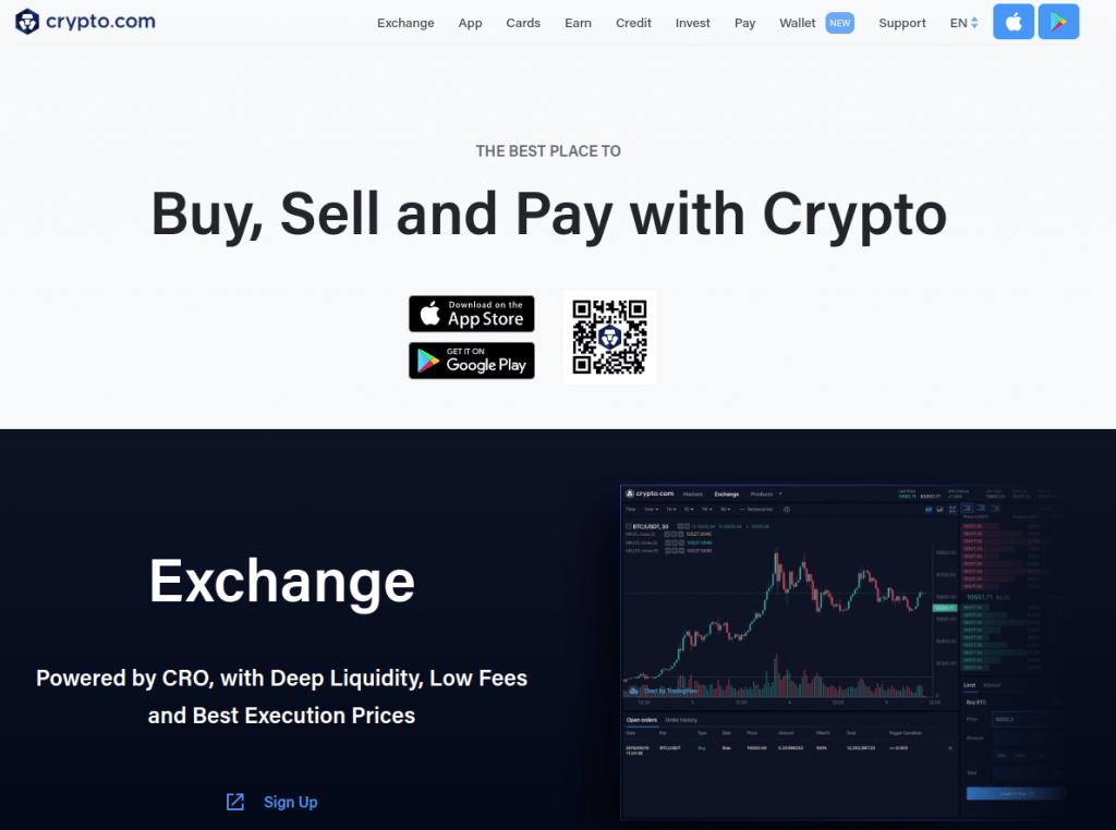 Crypto.com - Обзор возможностей кредитования