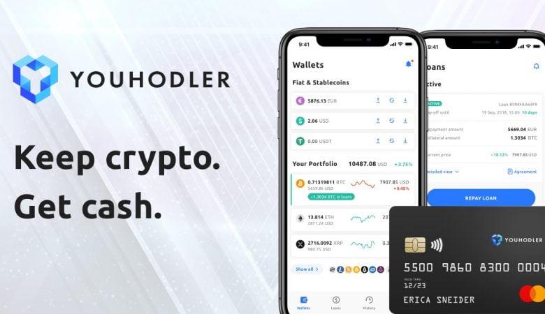 Youhodler - Обзор платформы крипто-кредитования