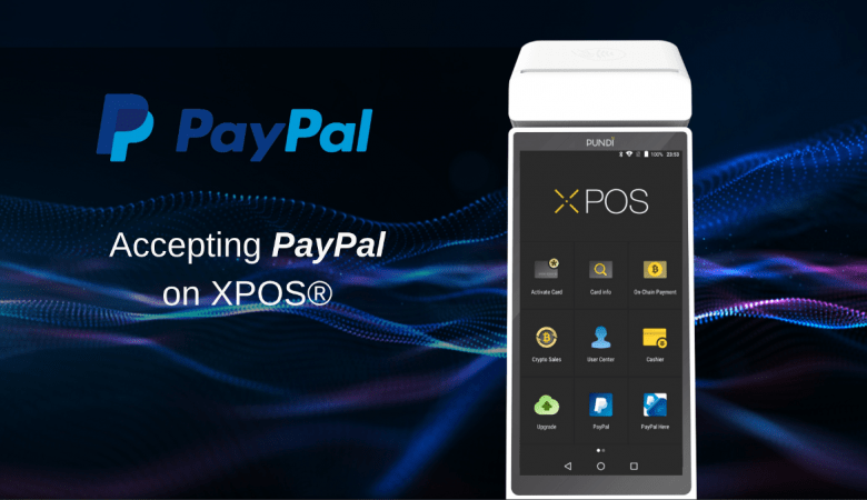 Pundi X интегрировала поддержку PayPal для своего терминала Xpos